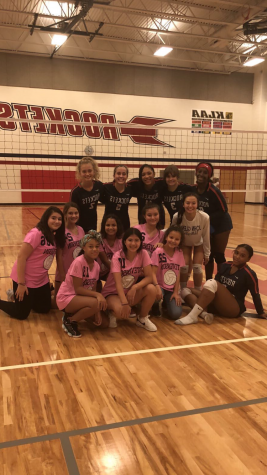 Volleyball's first home game 9/17/19